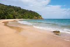 Beach on Ko Lanta Stock Photography