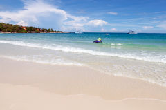 Beach in Ko Samet island Stock Photos