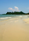 Beach at Koh Chang Royalty Free Stock Image