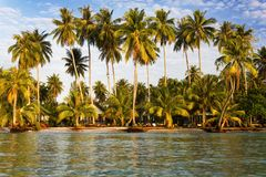 Beach on the Koh Kood island Royalty Free Stock Photography