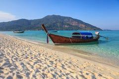 Beach of Koh Lipe, Thailand Royalty Free Stock Photo