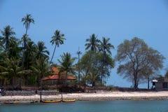 Beach on Koh Phitak island,Thailand. Stock Images