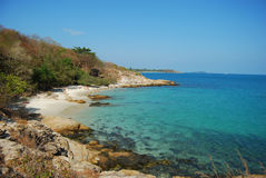 Beach at Koh Samet Royalty Free Stock Image