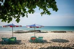 Beach on Koh Samet Royalty Free Stock Photography