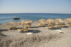 Beach on Kos island, Greece Stock Photos