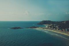 Beach in Kovalam Royalty Free Stock Photo