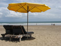Beach Kuta Bali Royalty Free Stock Photos