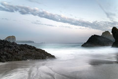 The Beach at Kynance Cove Royalty Free Stock Image