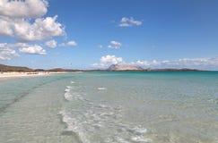 Beach of La Cinta. Royalty Free Stock Image