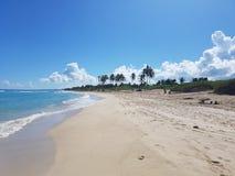 La habana beach. Beach in la habana cuba Royalty Free Stock Image