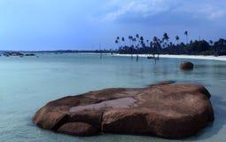 Beach landscape Stock Image