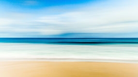 Beach Landscape Royalty Free Stock Images