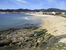 Beach landscape Stock Images