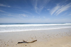 Beach-landscape from Portugal Royalty Free Stock Photos