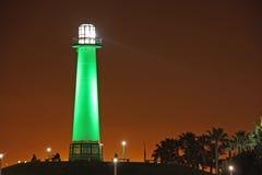 Beach-Leuchtturm Lizenzfreies Stockbild