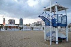 Beach Lido di Jesolo Stock Photography