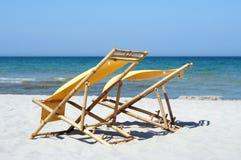 Beach lies Royalty Free Stock Image