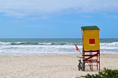 Beach Lifeguard Royalty Free Stock Image
