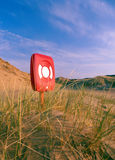 Remote lifesaving, Redpoint, Scotland Stock Photo