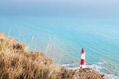 Beach Lighthouse Royalty Free Stock Photo