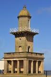 Beach lighthouse, Fleetwood Stock Photography