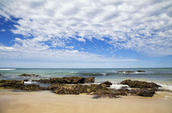 Beach at Lorne, Australia Royalty Free Stock Image