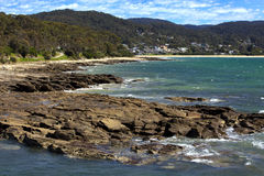 Beach at Lorne, Australia Royalty Free Stock Photography