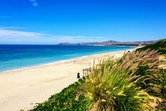 Beach in Los Cabos, Mexico Stock Photos