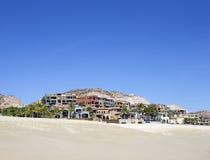 Beach luxury village Royalty Free Stock Photo