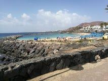 beach made man στοκ φωτογραφίες