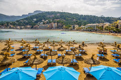 Beach of Majorca Royalty Free Stock Photo