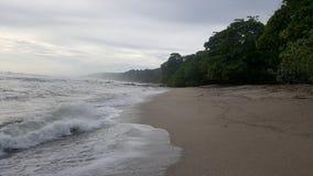 Beach `Mal país`. Beach `Mal país Royalty Free Stock Photo