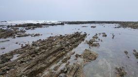 Beach `Mal país`. Beach `Mal país Stock Images