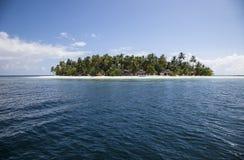 Beach in the Maldives Stock Photo