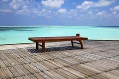 Beach Maldives tropical Royalty Free Stock Image