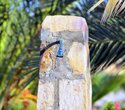 Shower in marsa alam Stock Photography