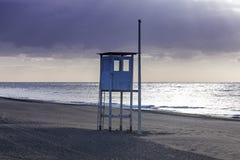 Beach in Maspalomas Stock Photos