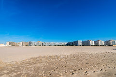 Beach in Matosinhos Royalty Free Stock Photo