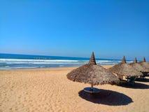Beach. Mazatlan, one of Mexico`s most famous beaches Stock Photos