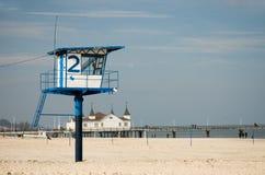 Beach in Mecklenburg, Germany stock photo