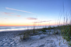 Beach in Melbourne, Florida Royalty Free Stock Image