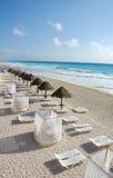 The beach - Mexico Stock Image
