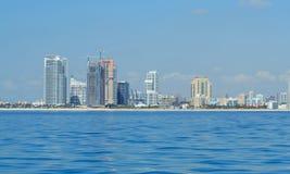 beach miami στοκ εικόνες με δικαίωμα ελεύθερης χρήσης