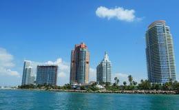 beach miami στοκ εικόνα με δικαίωμα ελεύθερης χρήσης