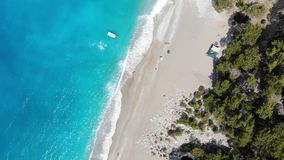 Beach. stock footage