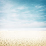 Beach-40. Nature background in vintage style Royalty Free Stock Photos