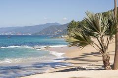 Beach near Puerto Vallarta Stock Photo