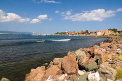 Beach, Nesebar Stock Photos