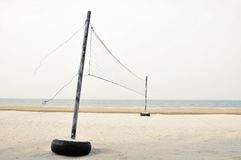 Beach net Royalty Free Stock Images