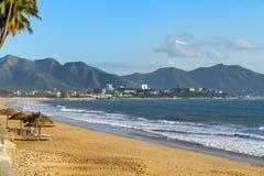 Beach in Nha Trang Royalty Free Stock Image
